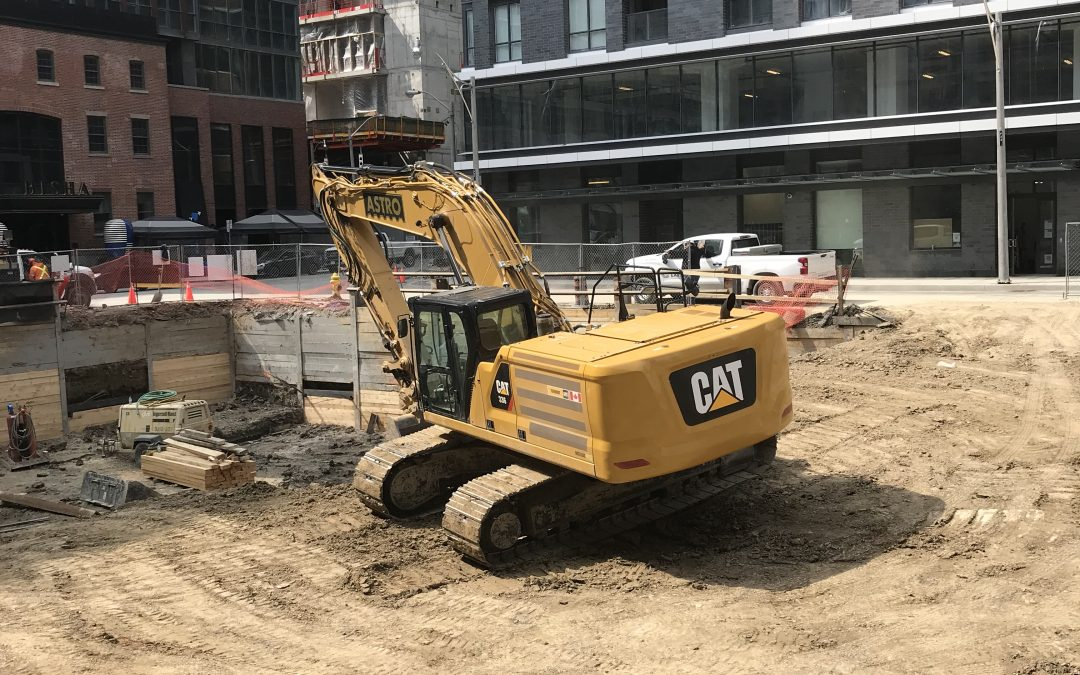 Construction Update #3 – May 2021