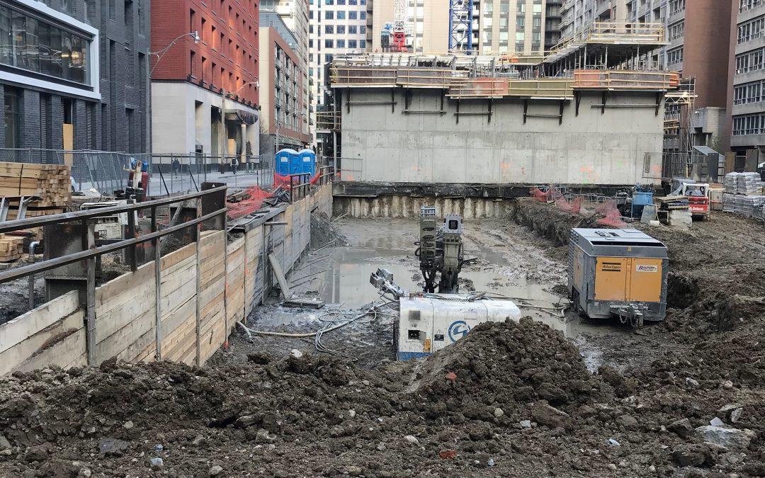 Construction Update #2 – March/April 2021